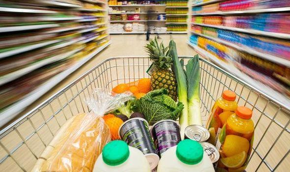 فروش اقساطی مواد غذایی